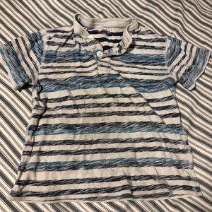 Cherokee Short Sleeve Shirt T-shirt Top Sz XS Kids